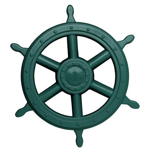 Groot piratenstuur groen 2552017