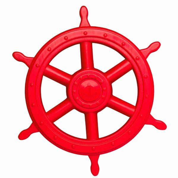 Groot piratenstuur rood 2552019