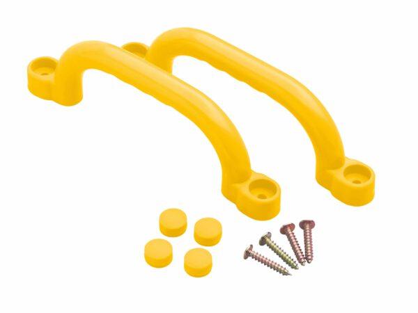 Handgreepset geel 2552043