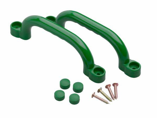 Handgreepset groen 2552045