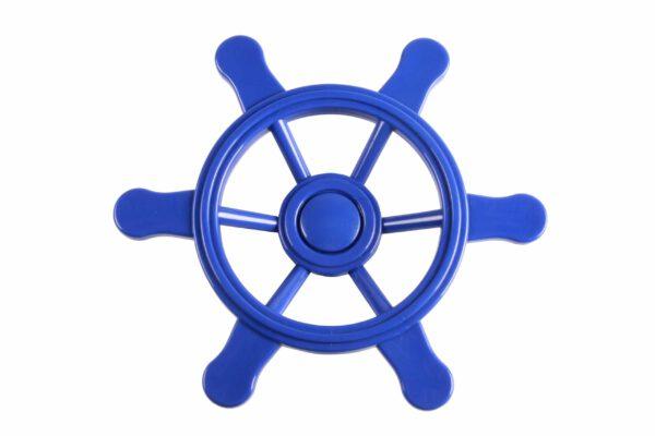 Klein piratenstuur blauw 2552010
