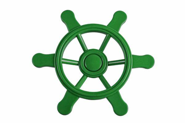 Klein piratenstuur groen 2552011