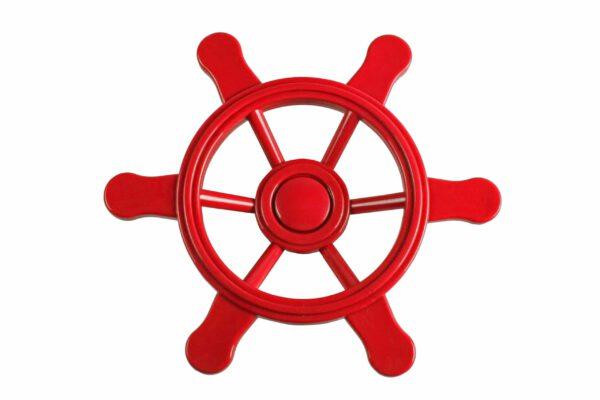 Klein piratenstuur rood 2552015