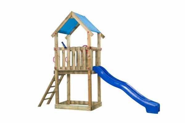 Speeltoren Lizzy SwingKing 7850024 blauw
