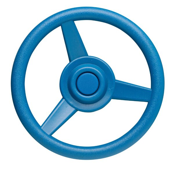 Stuurwiel blauw 2552001