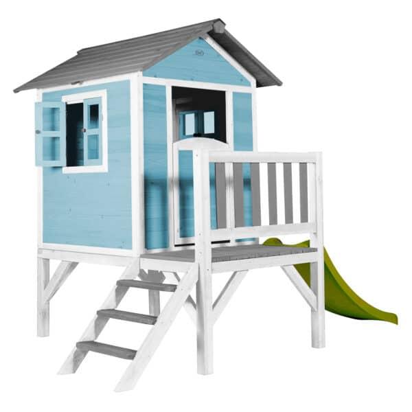 Lodge XL Speelhuis Caribisch Blauw sfeer 5