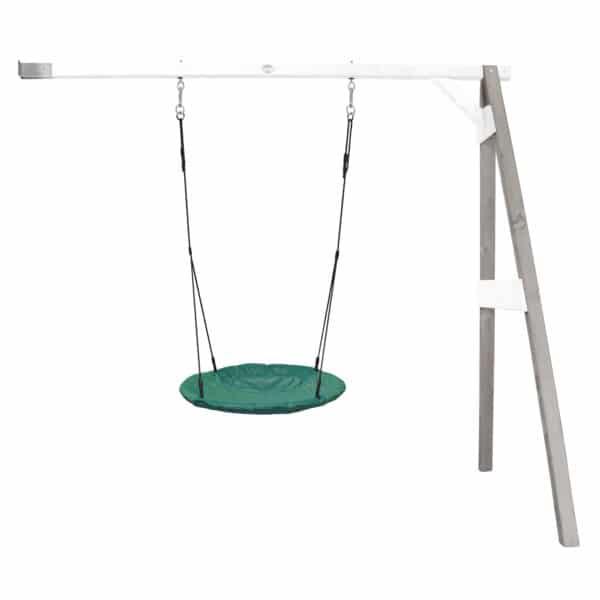 Summer Nest Aanbouwschommel Grijs/wit